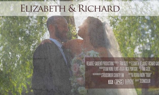 Elizabeth & Richard – Stroudsmoor Country Inn – Wedding Highlight Film – Stroudsburg, PA
