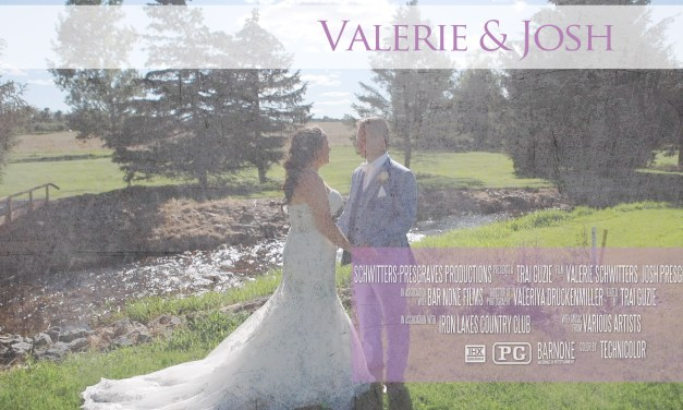 Valerie & Josh – Extended Highlight Film – Iron Lakes Country Club – Allentown PA