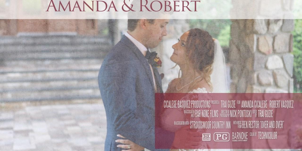 Amanda & Robert – Stroudsmoor Country Inn – Wedding Highlight Film – Lawnhaven