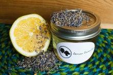 Lemon-Lavender is refreshing for summer.
