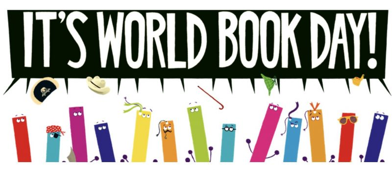 WORLD BOOK DAY – Thursday 5th March