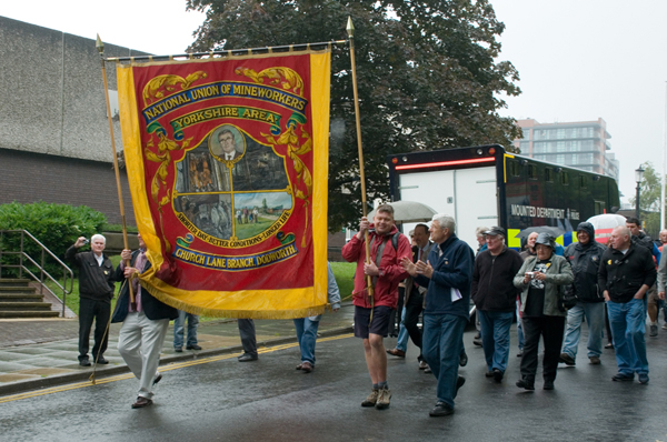 30 Years On: NUM Miners' Strike Commemorative March