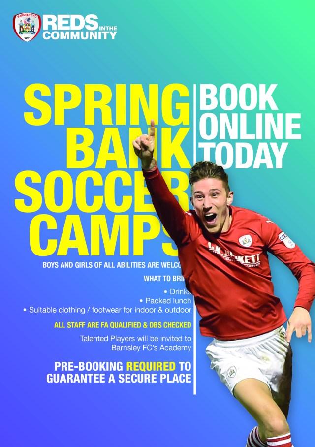 Spring Bank Soccer Camps