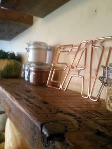 Floating Shelves 8x2 / Barn Wood Rustic Shelf / Open Shelving / Rustic Home Decor for Farmhouse, Kitchen Shelving, Bathroom Shelves