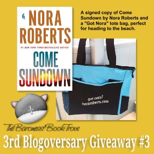 Giveaway #3 for 3rd Blogoversary