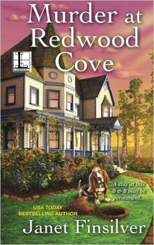 Murder at Redwood Cove by Janet Finsilver