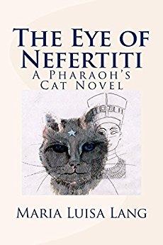Eye of Nefertiti by Maria Luisa Lang