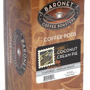 Coconut Crème Pie