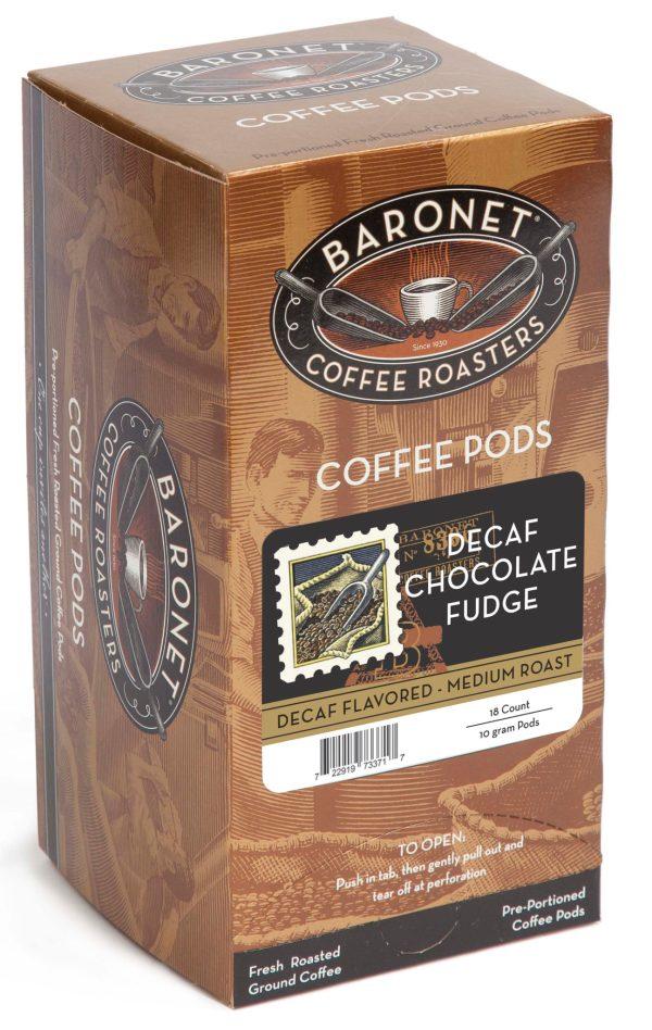 Decaf Chocolate Fudge