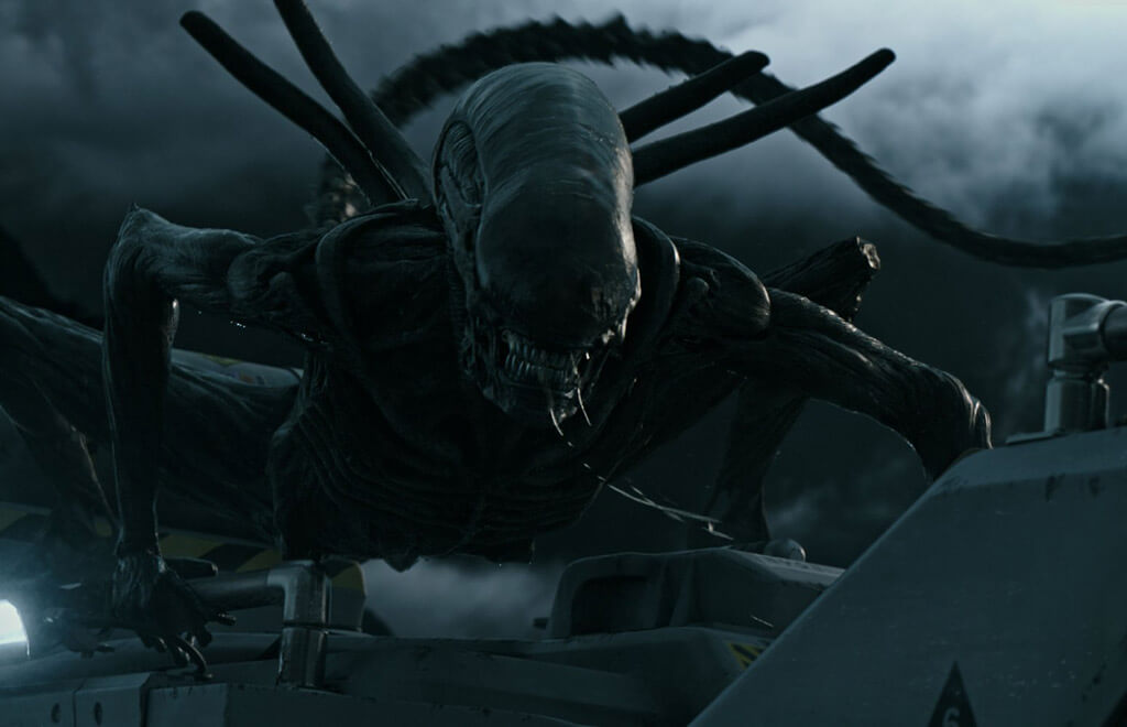 Alien Alien Covenant