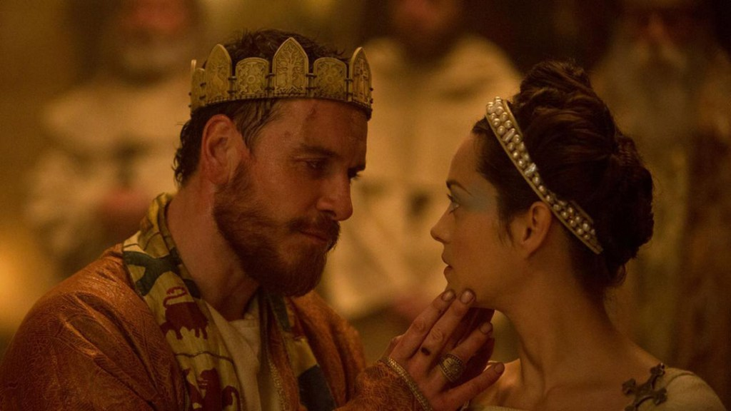 Macbeth e esposa