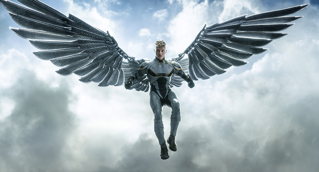 Anjo - X-Men Apocalipse