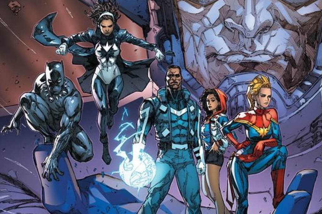 The Ultimates marvel