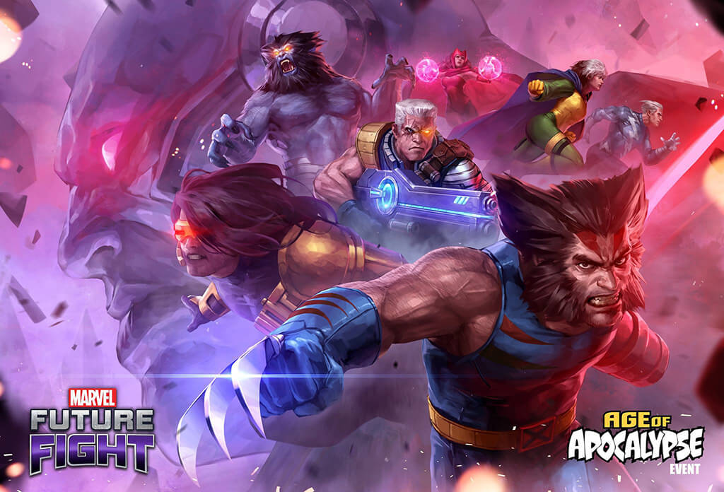 Era de Apocalipse - Marvel Future Fight