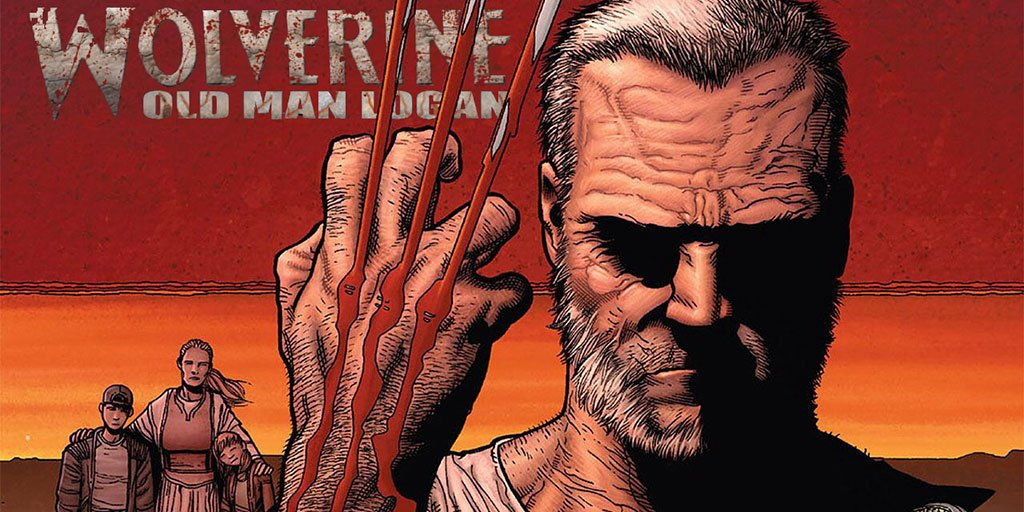 Old Man Logan Cartaz