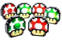 Electronic Mario Mushrooms