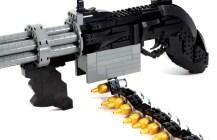 Wolfenstein 3D Gatling Gun