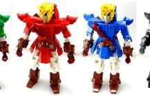 Mecha Link Clones