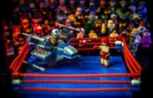 X-Wing vs. Thai Fighter