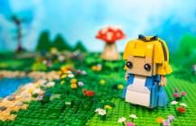 Alice Brickhead in Wonderland