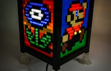 Bedazzled Mosaic Sprite Lamp