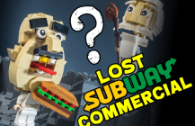 The search is on for the mystery of the Lost Subway Commercial!