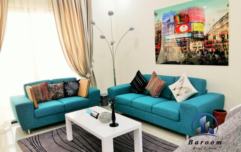 2 Bedroom Apartment Amwaj