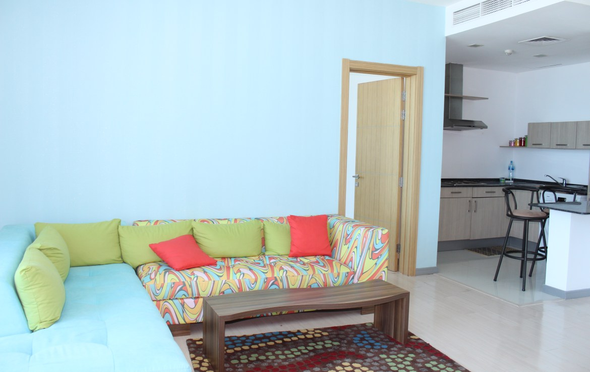 1 Bedroom Bright Apartment 1