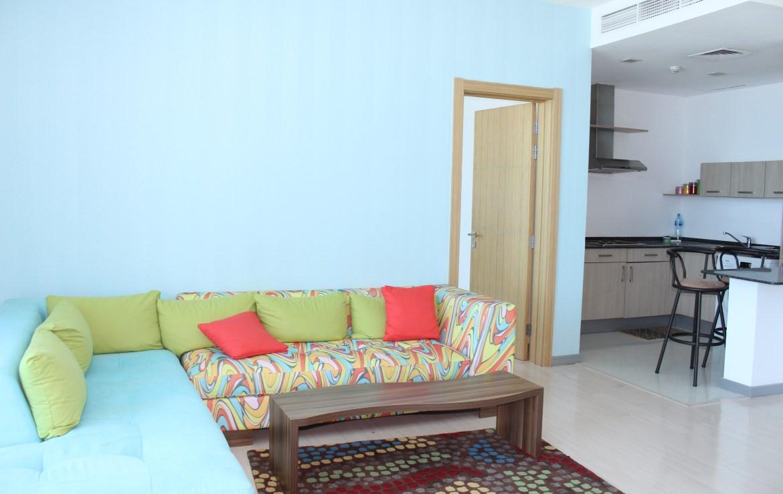 1 Bedroom Bright Apartment 1