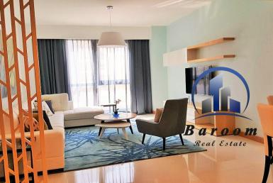 Stylish Two Bedroom Apartment