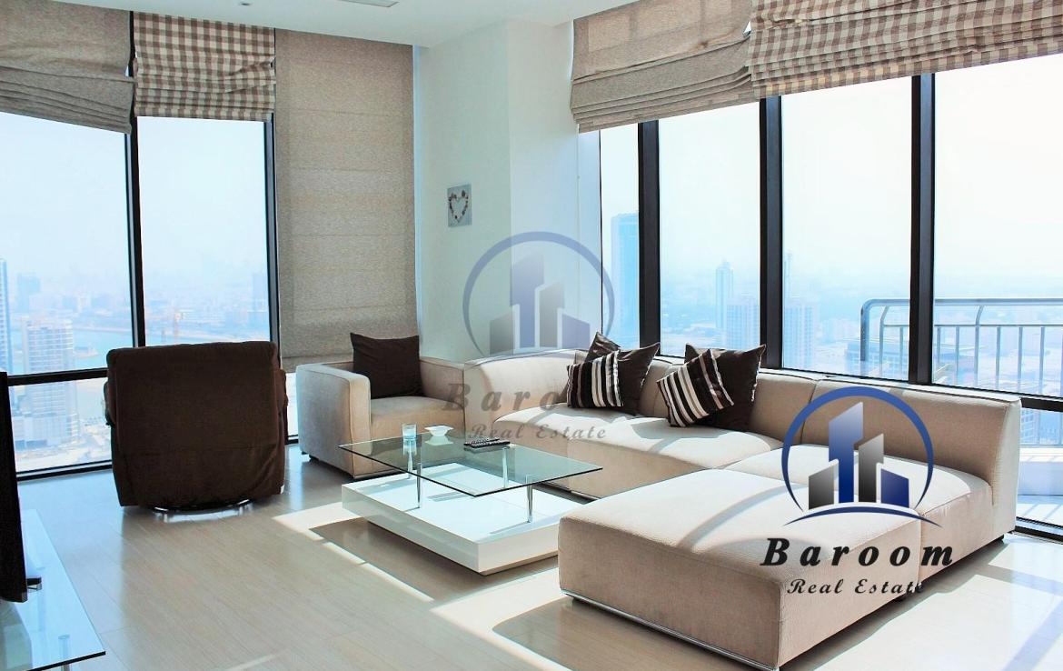 3 Bedroom Apartment Seef4
