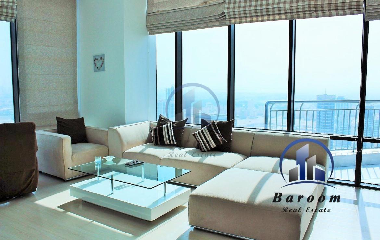 3 Bedroom Apartment Seef1