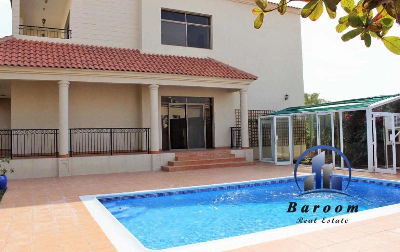 Two-story Villa Hamala 5