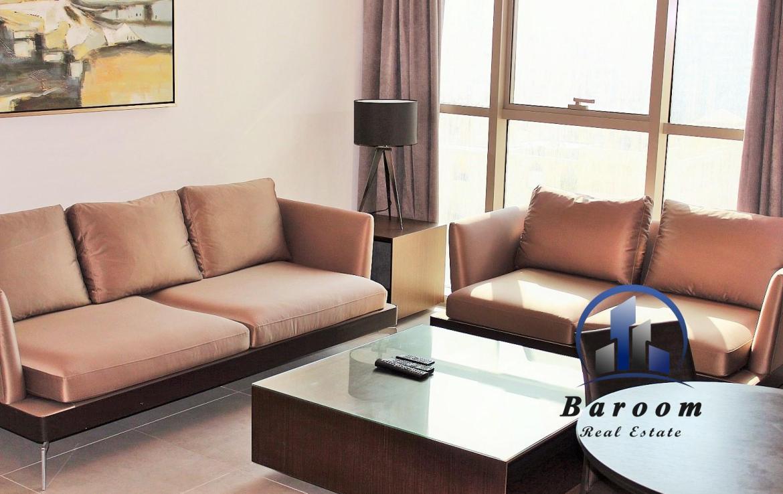 Bright 2 Bedroom Flat Juffair