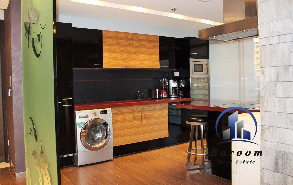 Contemporary Two Bedroom Apartment 3