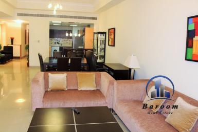 Modern Three Bedroom Apartment 1
