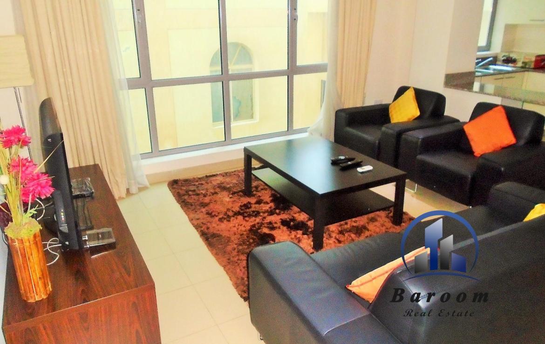 Cosy 2 Bedroom Apartment 1