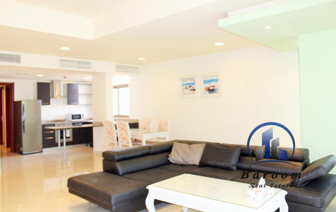 Spacious Two Bedroom Apartment 1