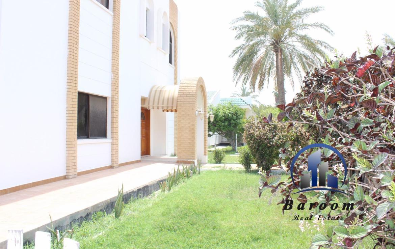 Five Bedroom Two-Story Villa