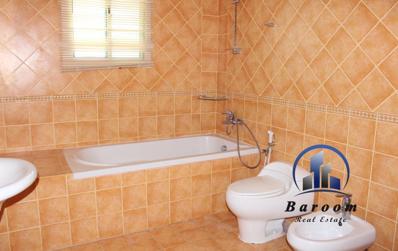 Three Bedroom Villa Semi Furnished 8