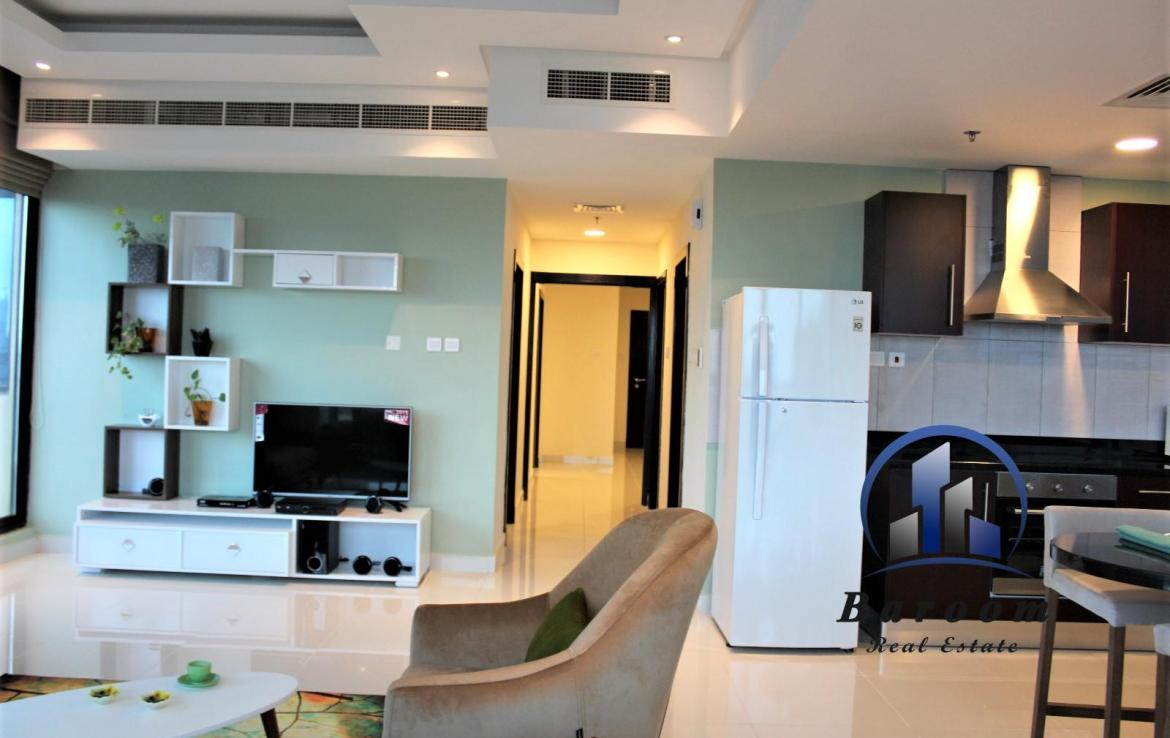 Chic Two Bedroom Apartment5