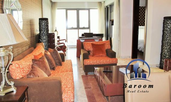 1 Bedroom Deluxe Apartment4