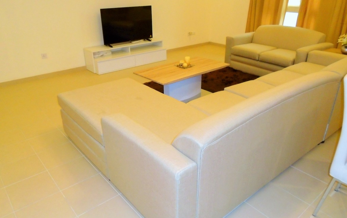 Contemporary Two Bedroom Apartment2