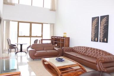 Fantastic Four Bedroom Duplex Apartment