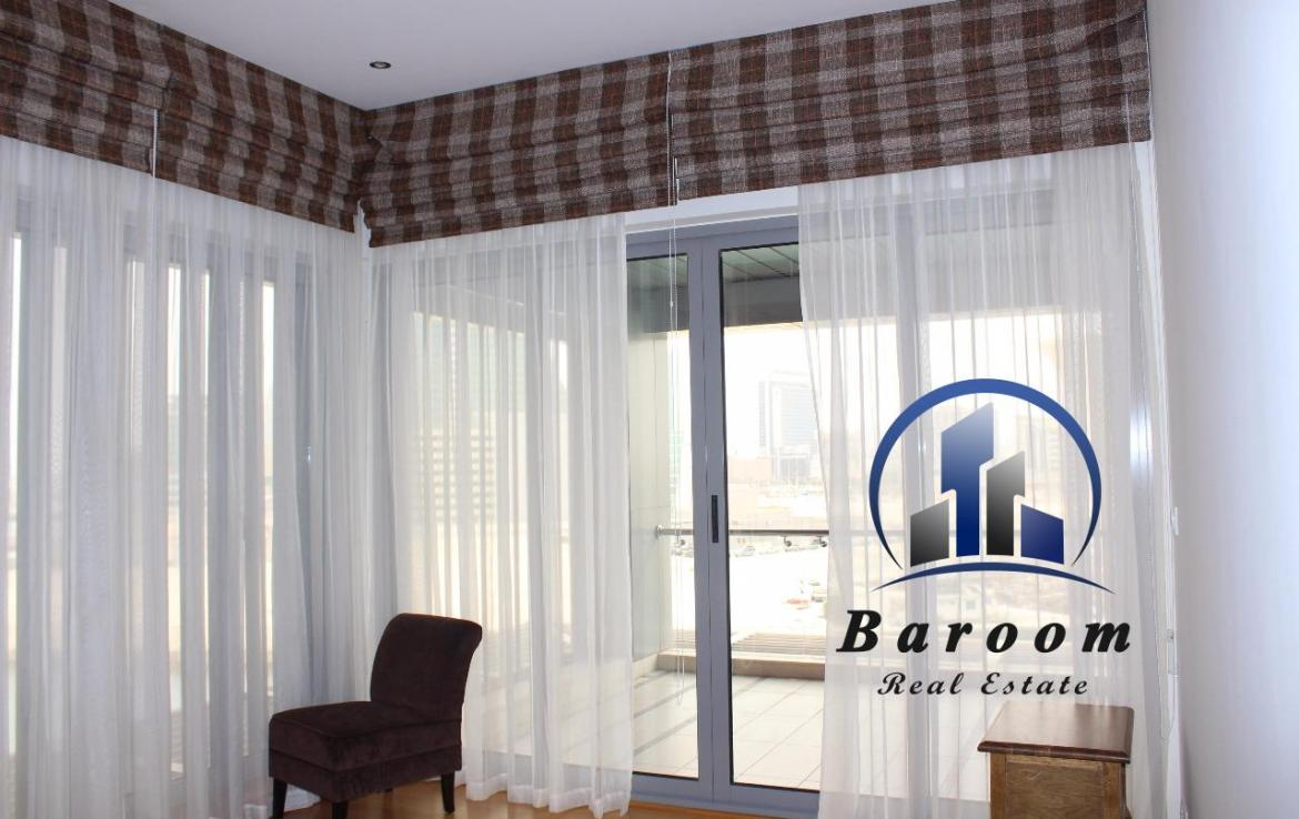 Two Bedroom Bright Apartment55