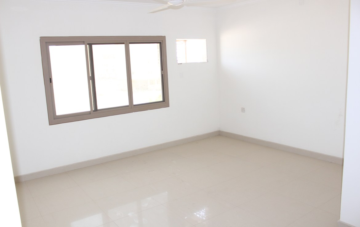 Two Bedroom Unfurnished Apartment