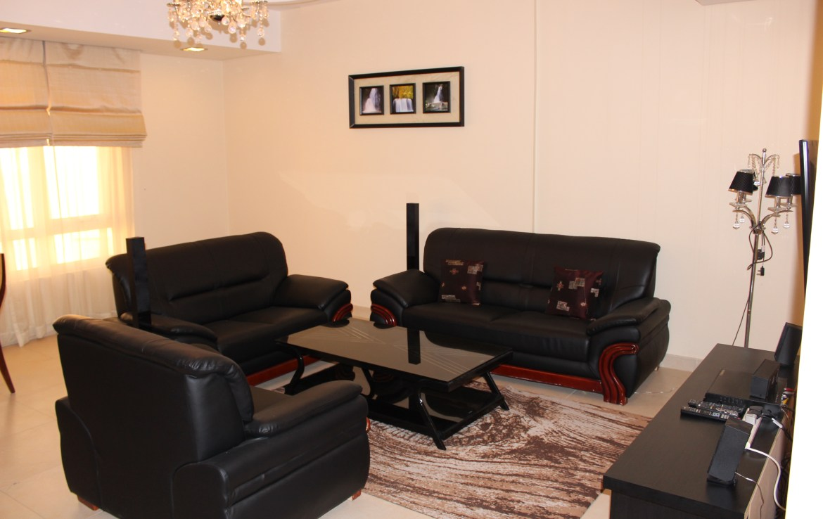 Three Bedroom Fully furnished Apartment 1