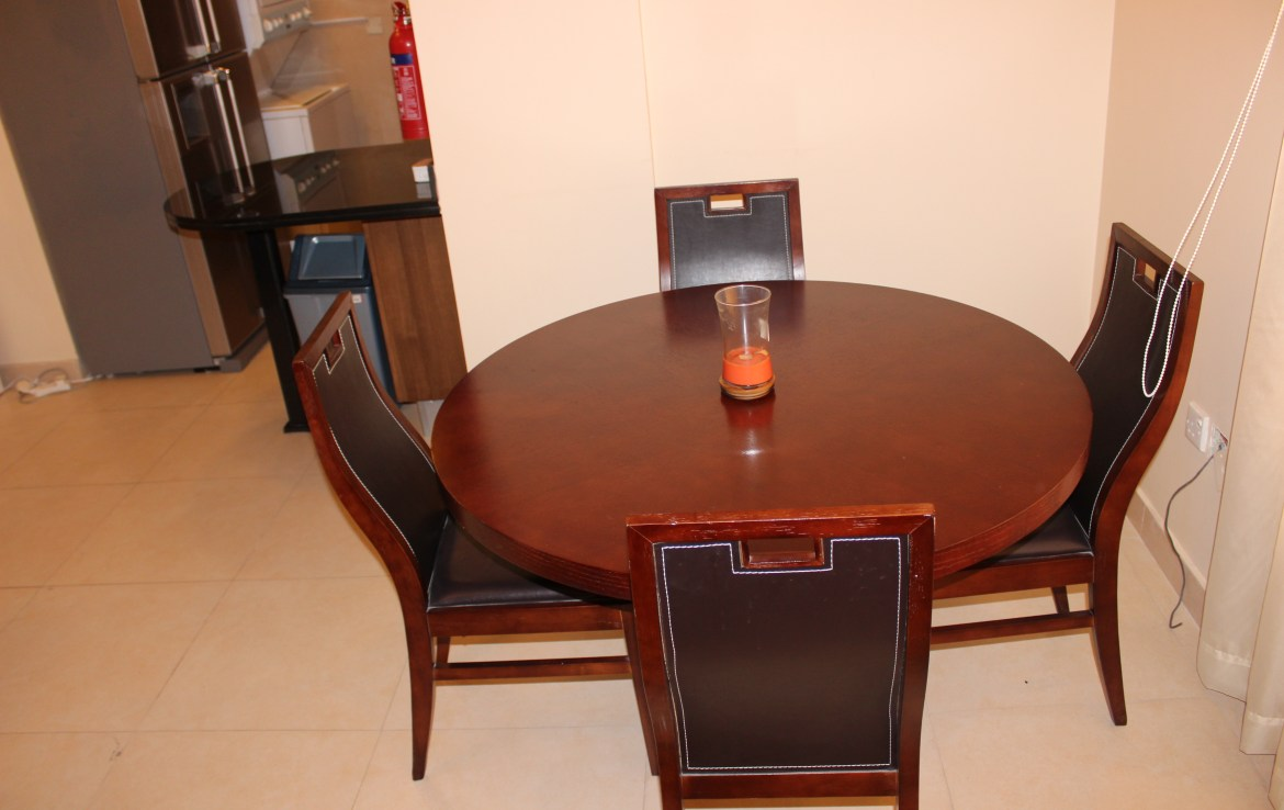 Three Bedroom Fully furnished Apartment 2