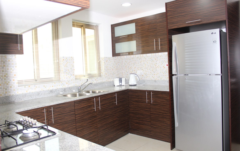 Brand New Three Bedroom Modern Apartment