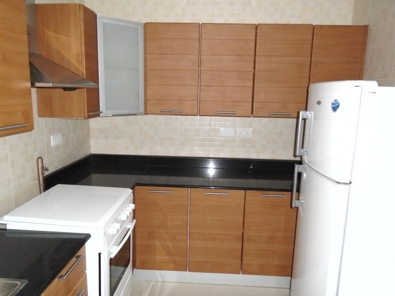 Two Bedroom Semi furnished Apartment